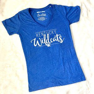 Kentucky Wildcat Fitted Tee